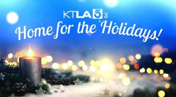 KTLA 5 Home For The Holidays Giveaway
