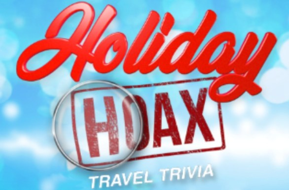 LIVE With Kelly And Ryan Holiday Hoax Web Trivia Sweepstakes