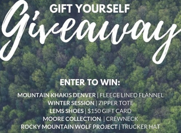 Lems Shoes Gift Yourself Giveaway