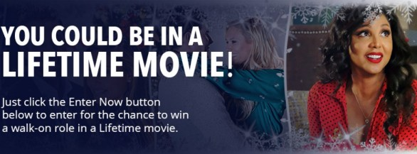 Lifetime Movies Holiday Sweepstakes