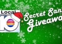 Local 10 Secret Santa Giveaway