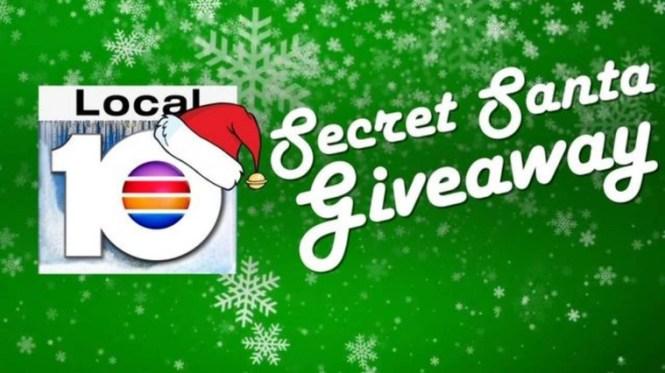 Local 10 Secret Santa Giveaway