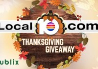 Local 10 Thanksgiving Giveaway