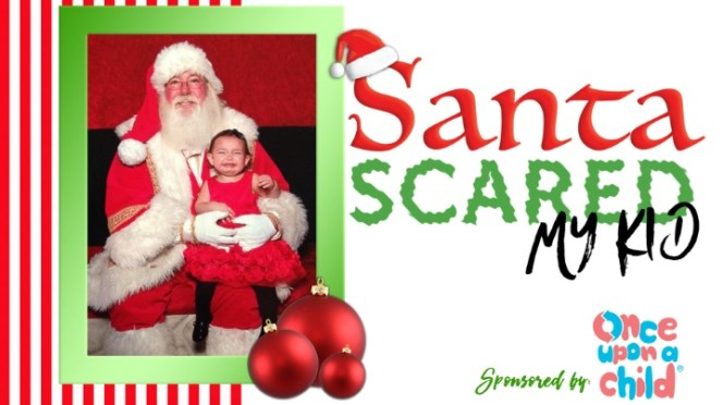 Local News 8 Santa Scared My Kid Giveaway