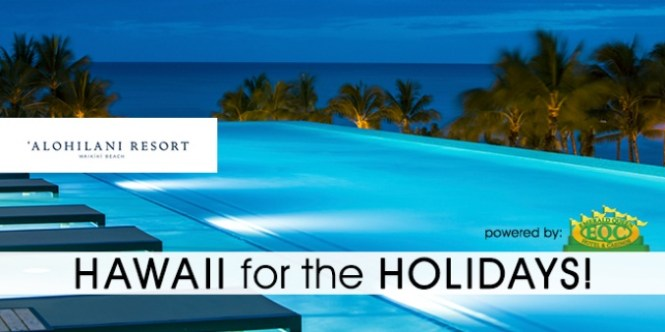 MOViN 92.5 Hawaii For The Holidays Sweepstakes