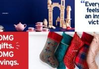 Marshalls Holiday Sweepstakes