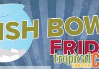 News Center 1 Fish Bowl Fridays Promotion