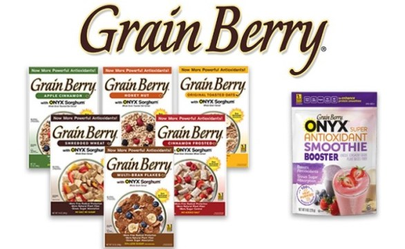OZ Grain Berry Giveaway
