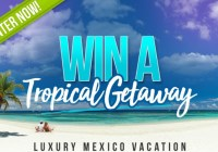 The Fish 95.5 FM Tropical Getaway Sweepstakes