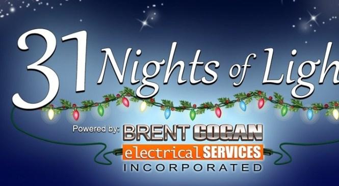 WTAJ 31 Nights Of Lights Sweepstakes