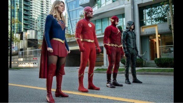 106.5 The Lake Elseworlds Crossover Prize Pack Contest