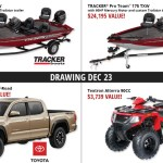 Bass Pro Shops Ultimate Christmas Giveaway