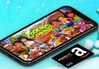 Big Fish Games Cooking Craze Holiday Sweepstakes