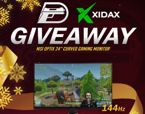 Darkness429 And Xidax Giveaway