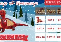 Douglas Toys 12 Days Of Giveaways