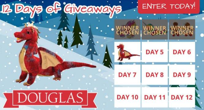 Douglas Toys 12 Days Of Giveaways