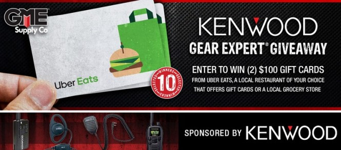 GME Supply 2020 Gear Expert Giveaway