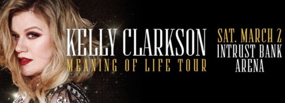 KSN Kelly Clarkson Ticket Giveaway