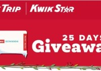Kwik Trip 25 Days Of Giveaways