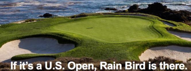 Make It Rain Bird U.S. Open Sweepstakes