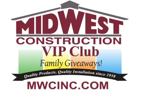 Midwest Construction VIP Club Monthly Giveaway