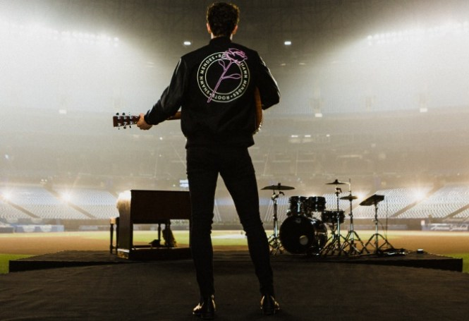 Roots Shawn Mendes Awards Jacket Contest