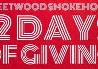 Sweetwood Smokehouse 12 Days of Giving Contest