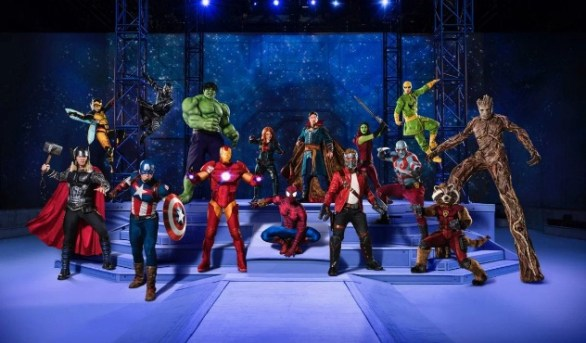 WREG Marvel Universe Live Ticket Giveaway