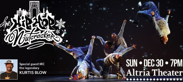 WRIC Hip Hop Nutcracker Ticket Sweepstakes