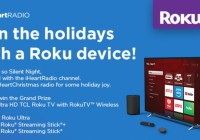 iHeartRadio And Roku Giveaway