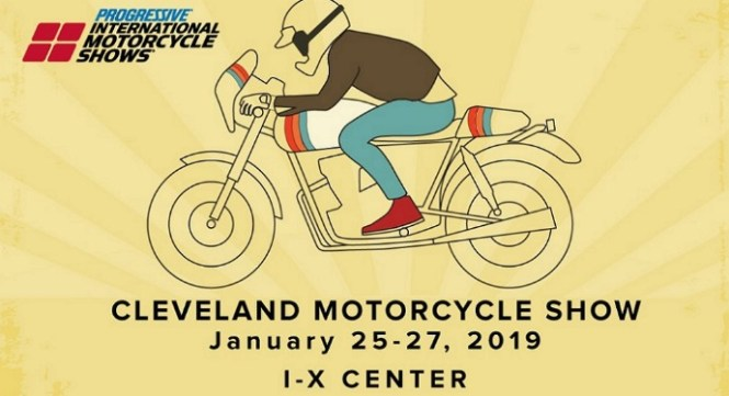 106.5 The Lake Progressive International Motorcycle Show Tickets Contest