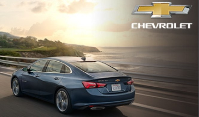 2019 Win A Chevy Sweepstakes