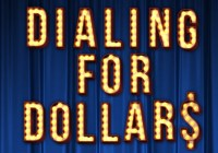 Adult Swim Dialing For Dollars Sweepstakes