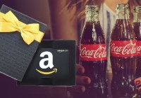 Coca Cola Amazon.Com Sweepstakes
