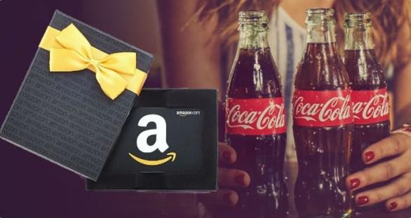 Coca Cola Amazon.Com Sweepstakes
