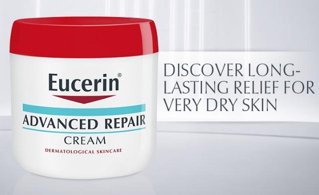 Dr Oz Eucerin Advanced Repair Cream Giveaway