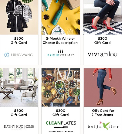 Find Keep Love $1950 Style Refresh Giveaway