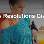 Flooring America Healthy Resolutions Giveaway