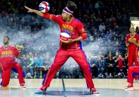 Fox4kc Harlem Globetrotters Jr. Globetrotter Sweepstakes