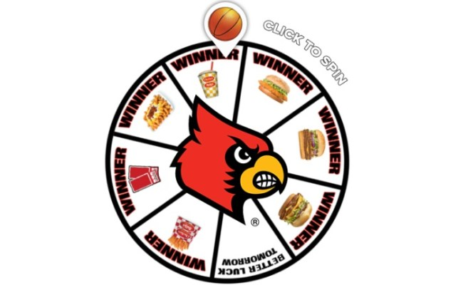 Louisville Rallys Spin To Win Sweepstakes