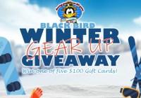 Mail Tribune Black Bird Winter Gear Up Giveaway