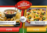 Mission Foods Snack Showdown Sweepstakes