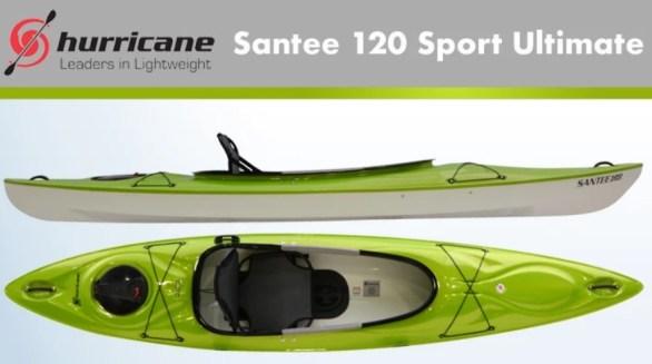 Paddling Hurricane Kayaks Sweepstakes