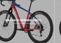 Peloton Magazine Salsa Cutthroat Rival 1 Sweepstakes