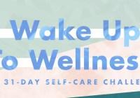 Popsugar Wake Up To Wellness Sweepstakes