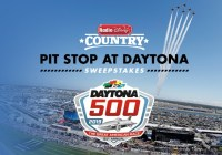 Radio Disney Pit Stop At Daytona Sweepstakes