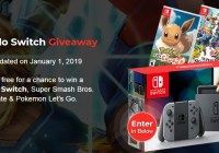 RankedBoost Nintendo Switch Giveaway