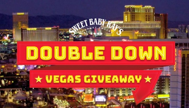 Sweet Baby Rays Double Down Vegas Giveaway