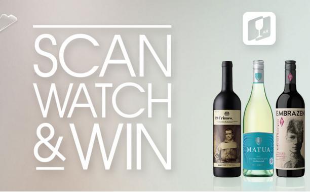 Treasury Wine Scan, Watch, Win Sweepstakes - Win Trip To San