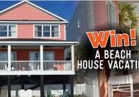 Visit Myrtle Beach Beach House Giveaway
